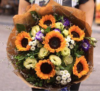 những bó hoa tặng sinh nhật đẹp nhất