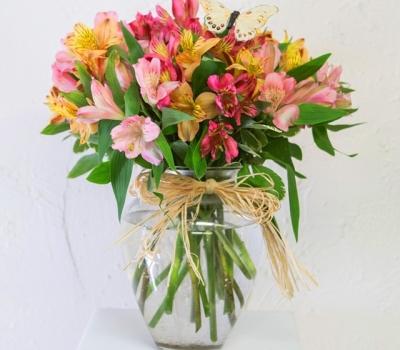 cách cắm hoa thủy tiên đẹp