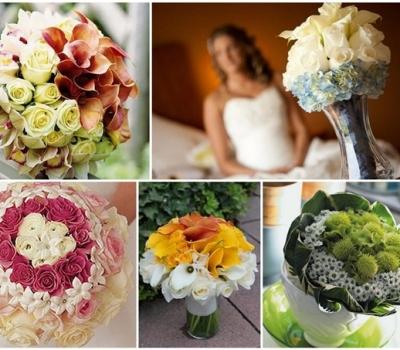 cách chọn hoa cưới cầm tay