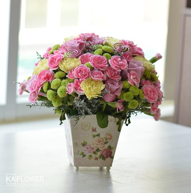 Chọn hoa cho ngày của Mẹ