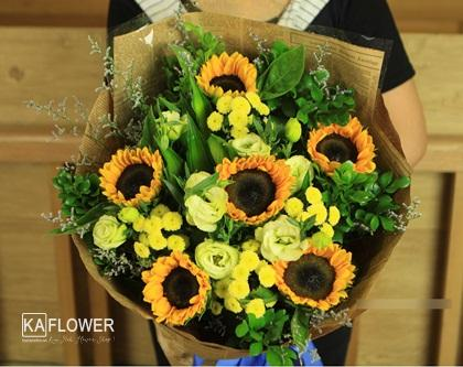 bó hoa đẹp chúc mừng sinh nhật
