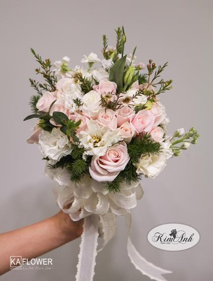 hoa cưới cầm tay đẹp