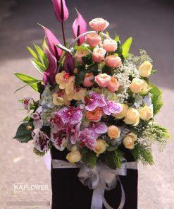 nhung lang hoa dep chuc mung sinh nhat