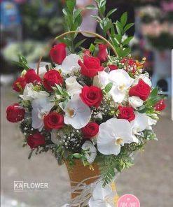 cắm hoa 20 tháng 10