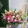 hoa đẹp mừng ngày 20 tháng 10