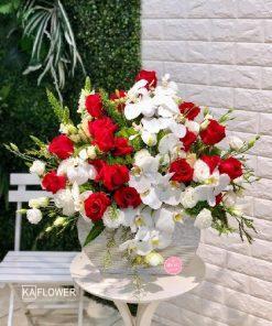 hoa đẹp nhân ngày 20 tháng 10
