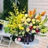 hoa tặng 20 tháng 10