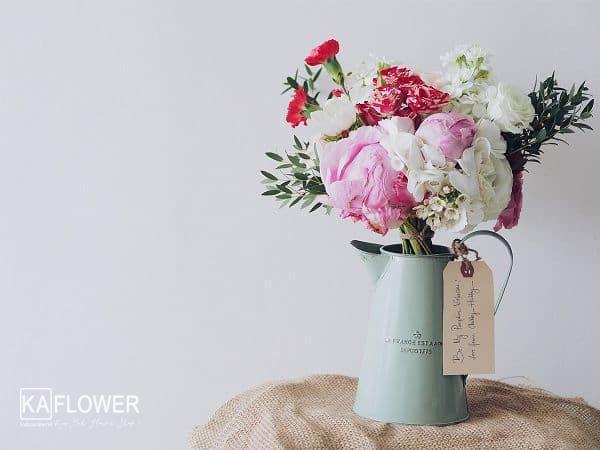 Cua hang hoa tuoi quan hai chau