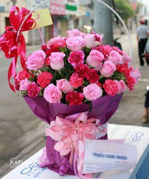 Hoa tang me cam chuong