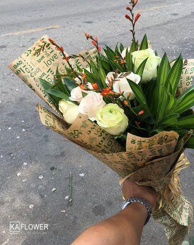 hoa tuoi cho gao tien giang