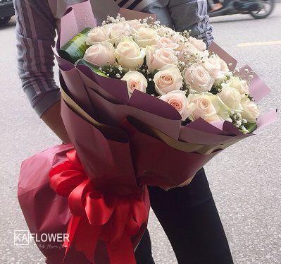 Hoa tuoi ha tinh