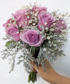 Hoa cầm tay cô dâu Đắm Say