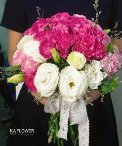 Hoa cầm tay cô dâu My Love