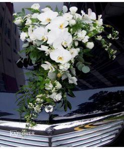 Hoa xe cưới 11