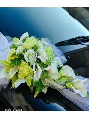 Hoa xe cưới 12