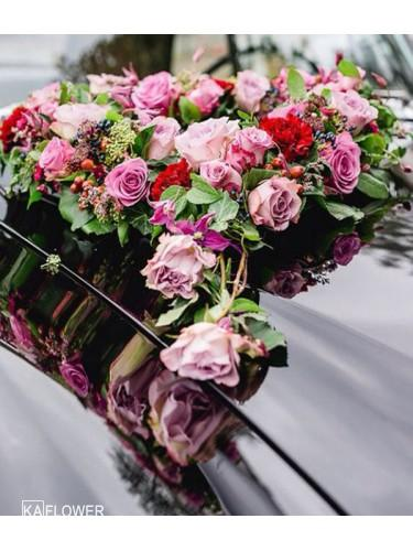Hoa xe cưới 15