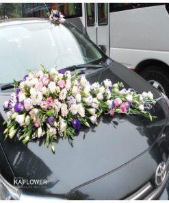 Hoa xe cưới 17
