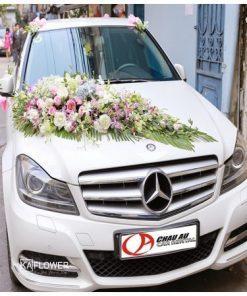 Hoa xe cưới 18