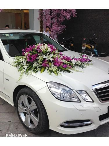 Hoa xe cưới 20