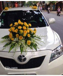 Hoa xe cưới 26