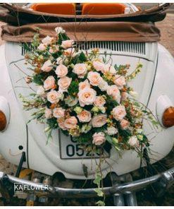 Hoa xe cưới 27