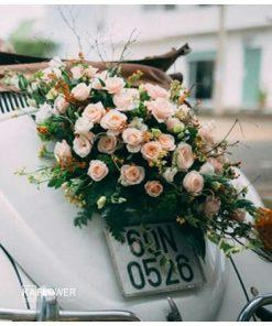 Hoa xe cưới 28