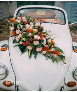 Hoa xe cưới 29