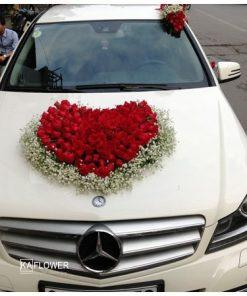 Hoa xe cưới 3
