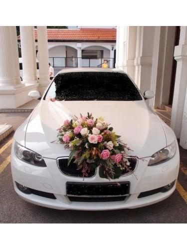 Hoa xe cưới 30