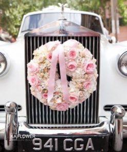 Hoa xe cưới 33