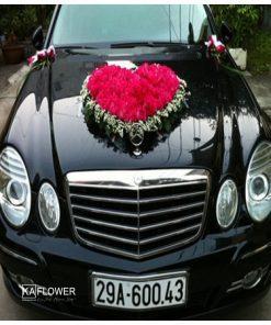 Hoa xe cưới 6